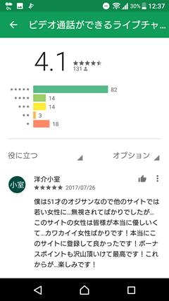 Connect(コネクト) GooglePlay口コミ