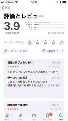 Pancy(パンシー) AppStore評価とレビュー