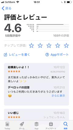 Pippi(ピッピ) GooglePlay口コミ